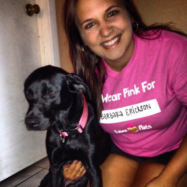 Employee Pets are flatheads! [Photo Credit: @brit_27 via Instagram] #dog #puppy #ready