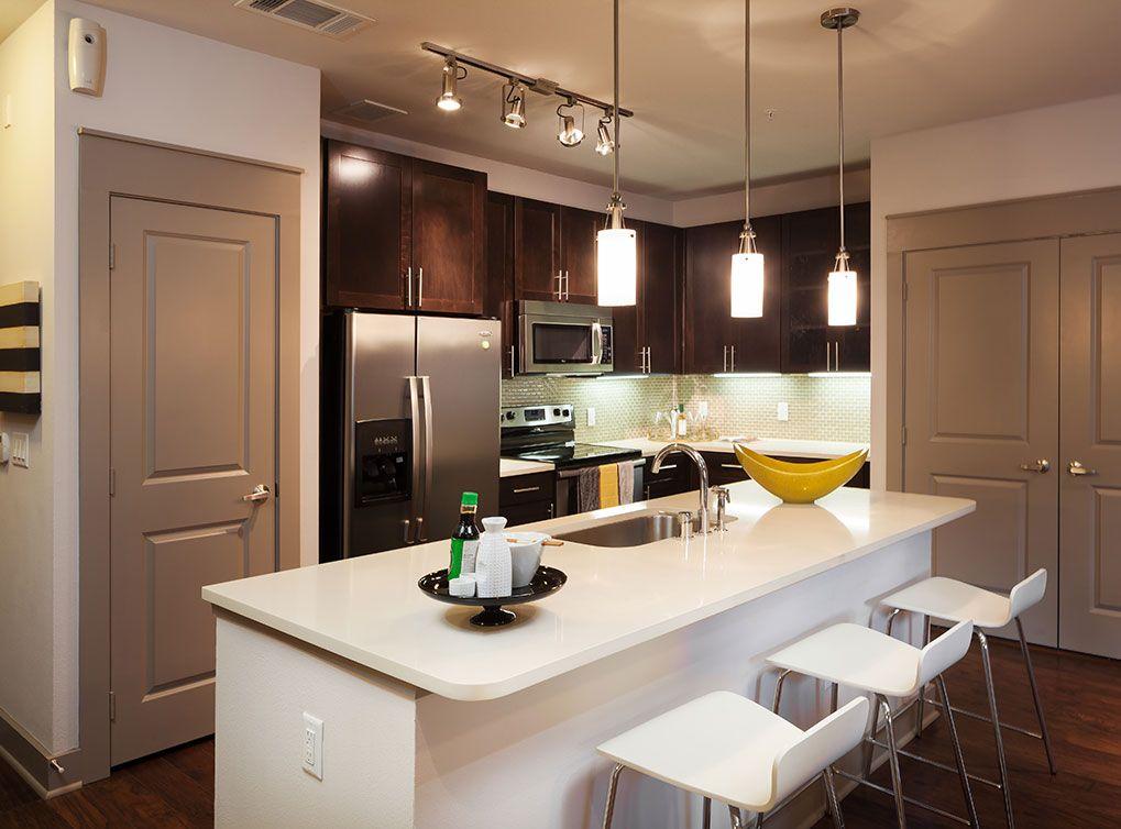 Amli Gallery Images Dallas Kitchen Dallas Apartment Kitchen Models