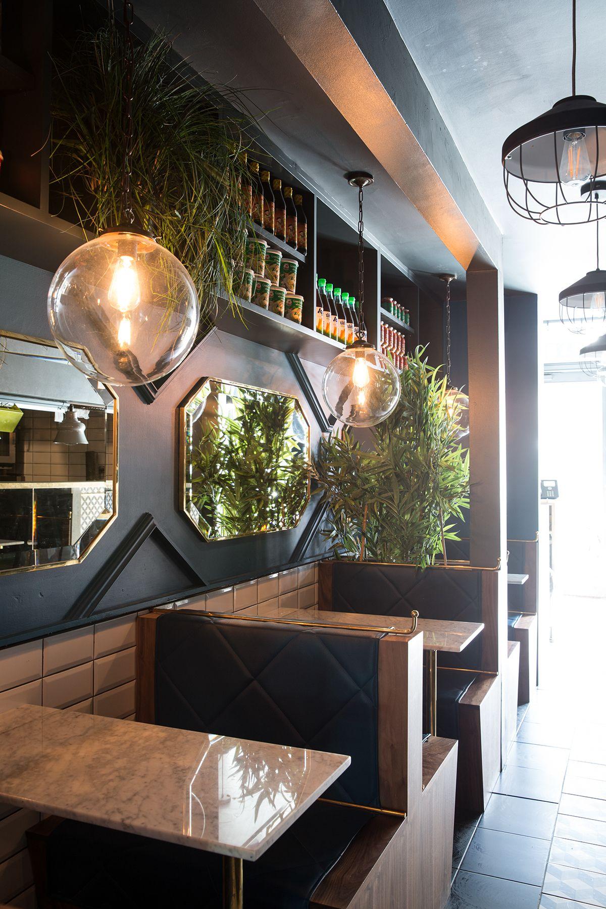 Tootoomoo Restaurant, Crouch End on Behance
