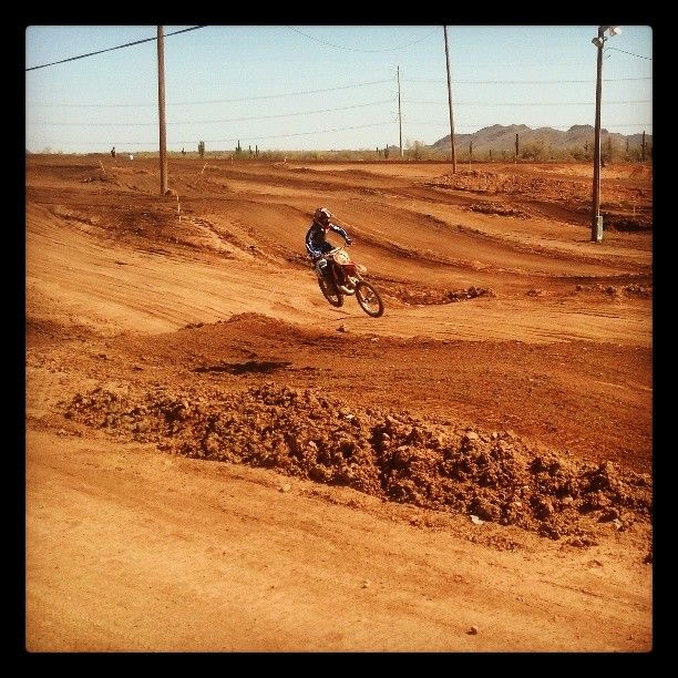Canyon Motocross Park Motocross Canyon Park
