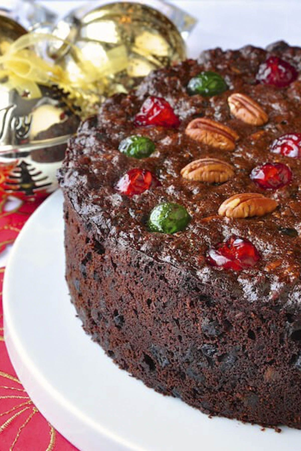 13 Delicious Fruitcake Recipes That Will Wow At Christmas | My foods ...