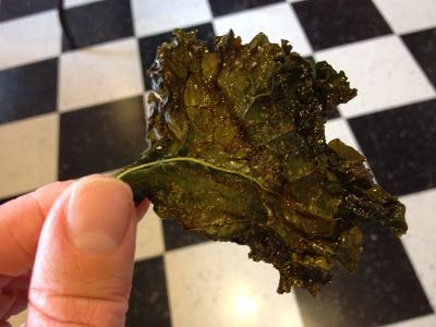 No-Fail Kale Chips