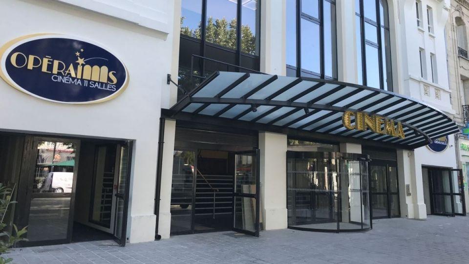 Le Nouveau Cinema Operaims Ouvre En Septembre Cinema Reims Septembre