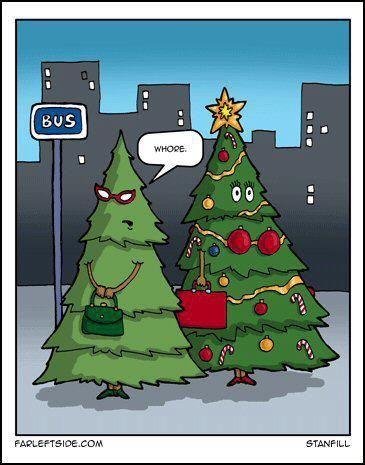 Christmas Tree Humor Funny Christmas Cartoons Christmas Humor Winter Humor