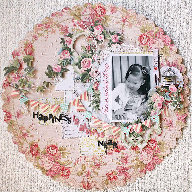 anna griffin pretty papers | Casket* CT works - paper set C - Anna Griffin他