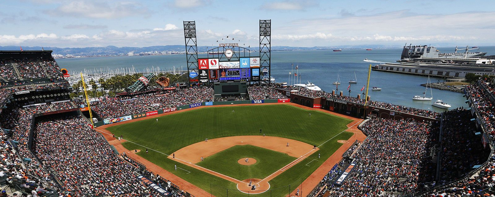 San Francisco Giants games as low as 11 (With images