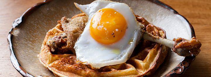 Duck waffle london food eat signature dishes