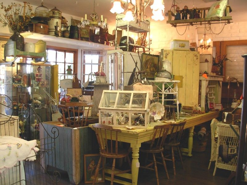 Marvelous Antique Shops | ... Indie: Vintage Hot Spot   Serendipity Antiques Temecula  California