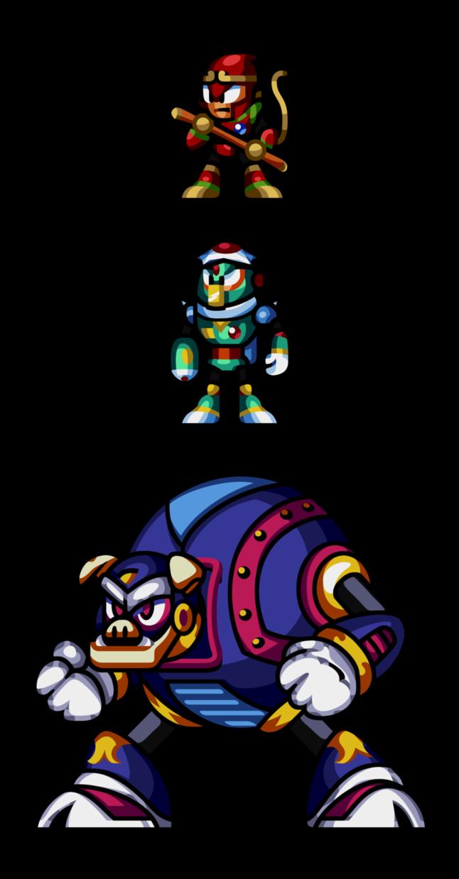 Megaman Sprites The Sega Unit By Waneblade On Deviantart Mega Man Art Mega Man Character Design