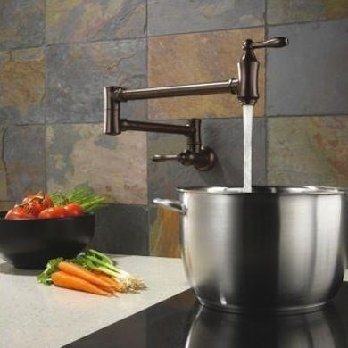 Pot Filler Kitchen Pinterest - cocinas grandes de lujo