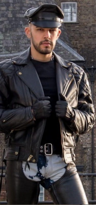 Just a Leather addicted Guy From Germany | Leather jacket