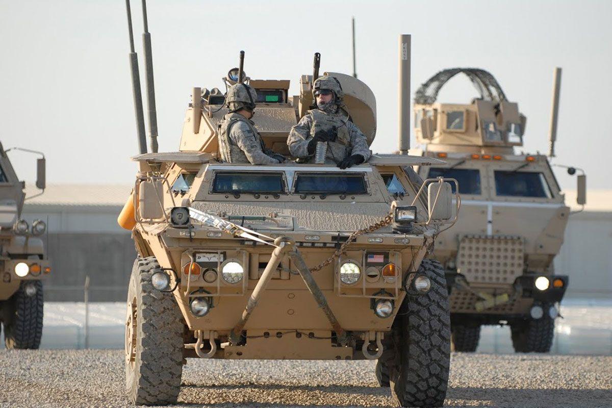YPG'ye Gönderilen Askeri Mühimmatlar ve Araçlar 49