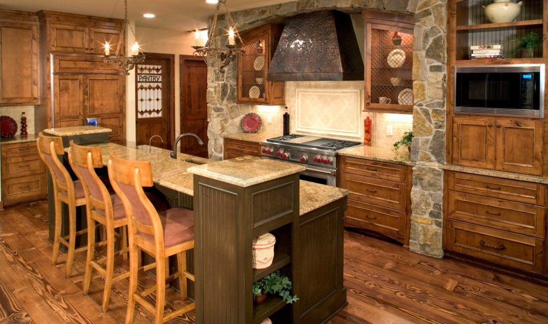 cmo decorar cocinas rsticas