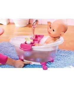 Baby Born Interactive Bathtub With Foam Playset Baby