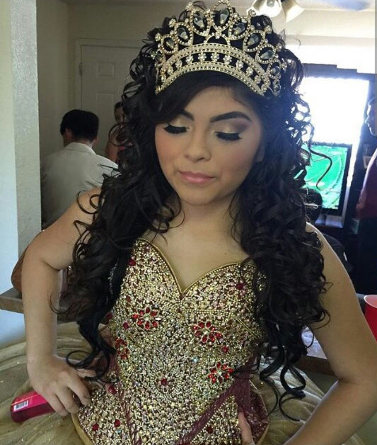 Quinceanera Hairstyles: Quince Hairstyles, Quinceanera Hairstyles