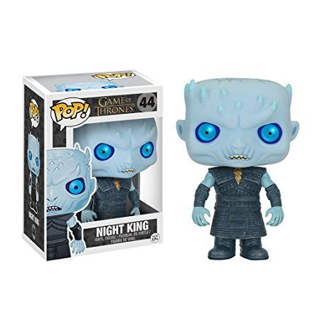 GAME OF THRONES-Night King Funko Pop personaggio