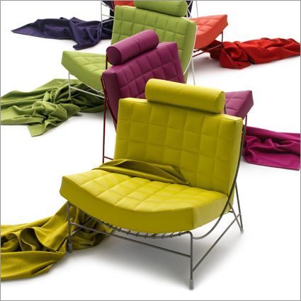 Leolux Volare Lounge Chair Fabric Leather By Jan Armgardt