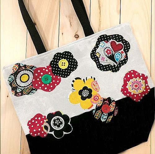 Pin By Decoart On Decoart Sosoft Fabric Paint Blank Canvas Bags Fabric Flowers How To Dye Fabric