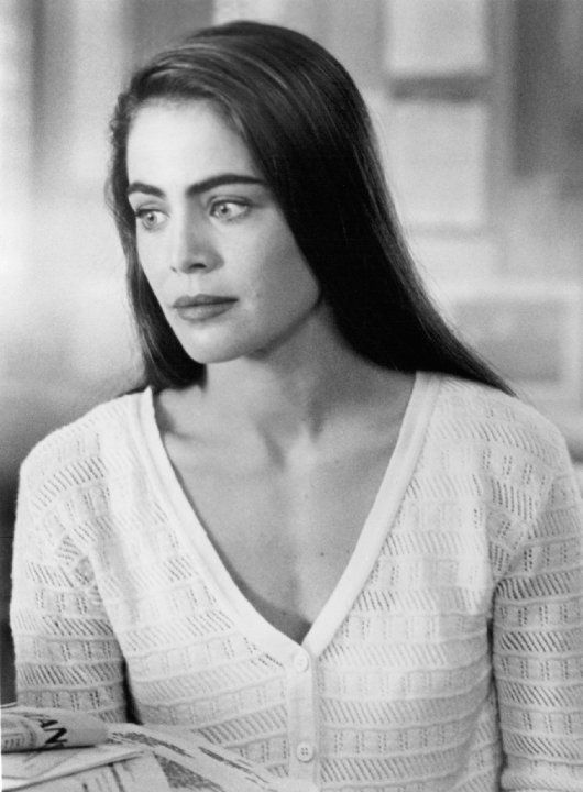Yancy Butler young age photo.