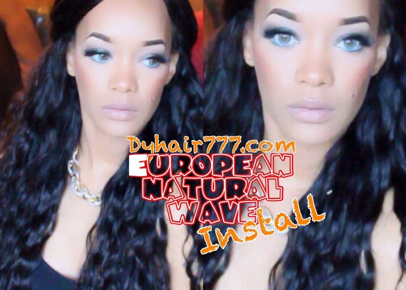 The Best Hair European Natural Wave Dyhair777 Dyhair777