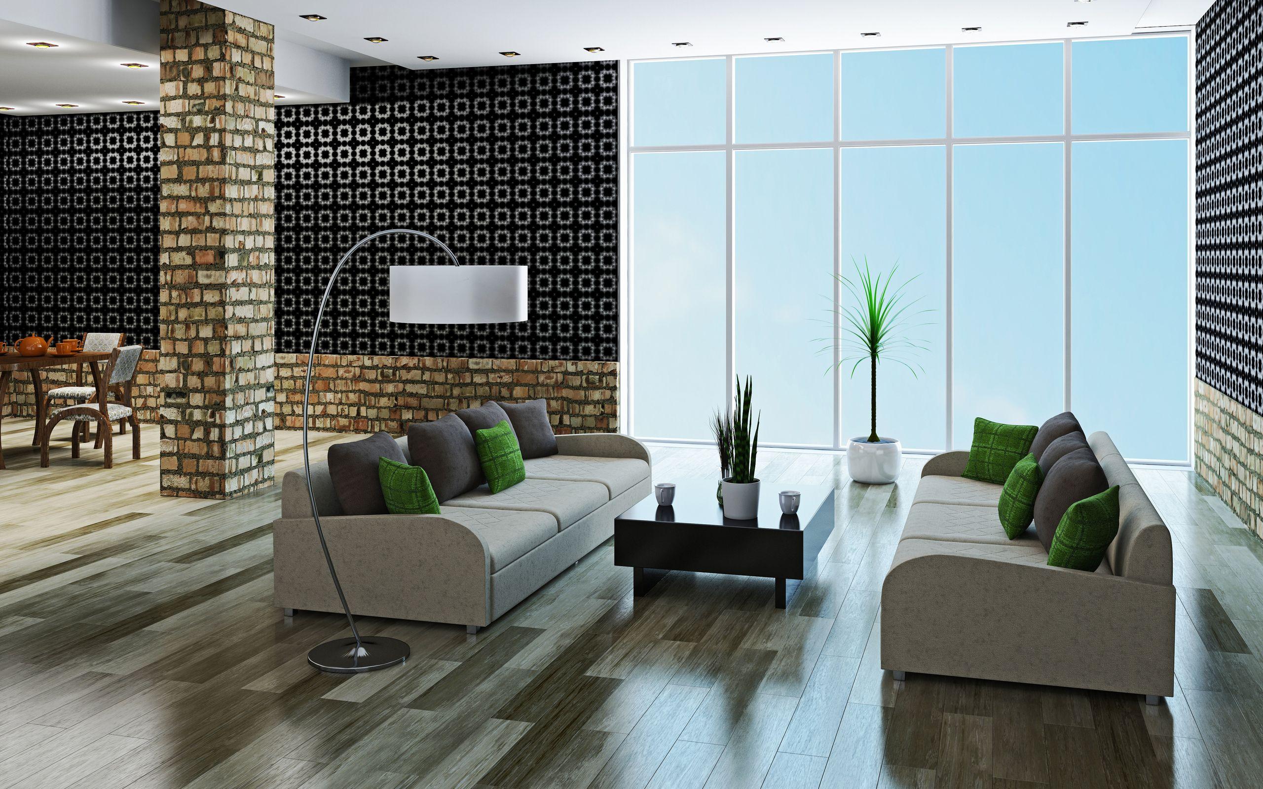 Modernes Wohnzimmer-Design #deko #dekoration #dekorationsidee #home ...