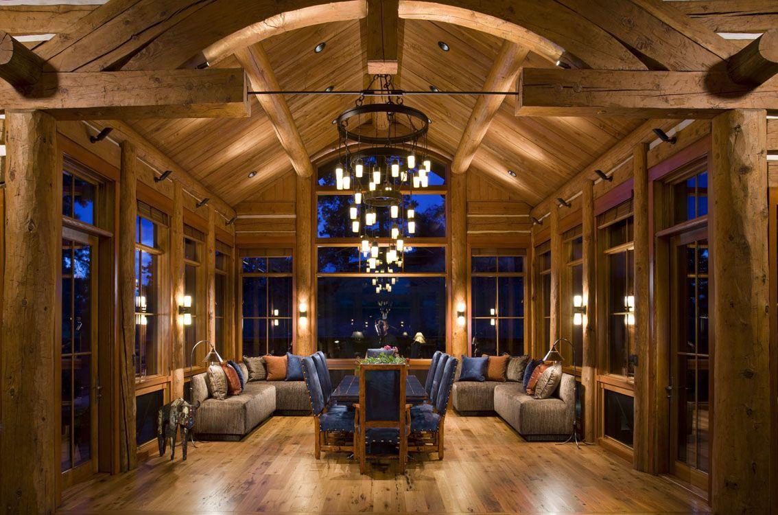 log home interior chinking house design plans