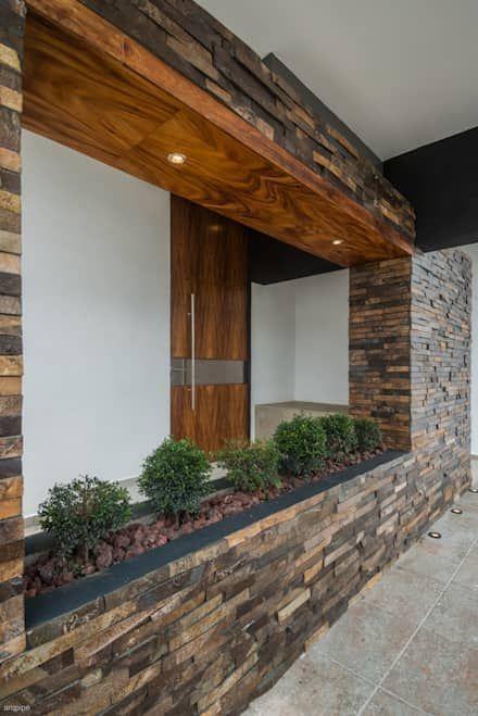Casa Ax4 Casas de estilo minimalista por ROKA Arquitectos - casas minimalistas