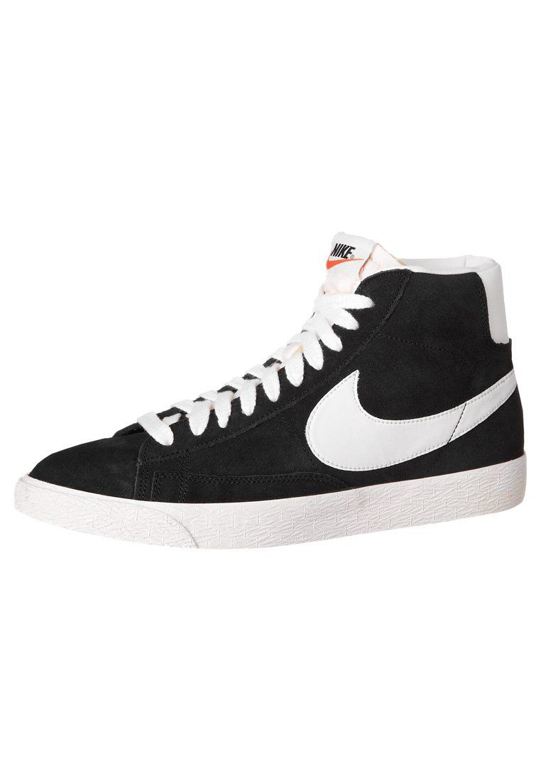 info for 89f0e 89941 Baskets Michael - les anges 5 - Nike Sportswear Baskets montantes - noir