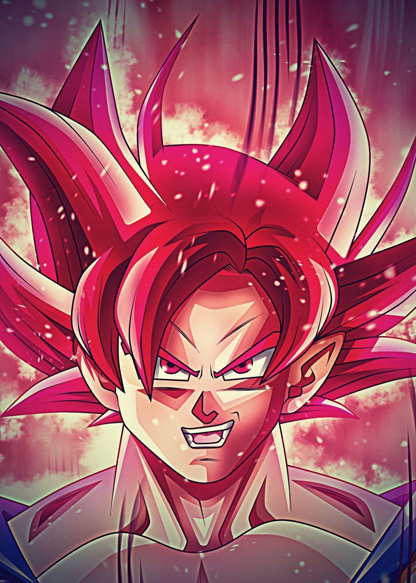 Dragon Ball Z Super Poster By Movie Poster Displate In 2021 Dragon Ball Goku Anime Dragon Ball Super Dragon Ball Z