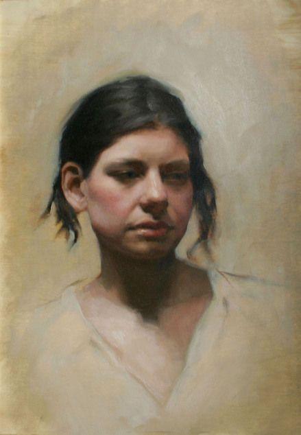 Pin By Pierre Legendre On Portraits Florence Academy Of Art Portrait Painting Portrait