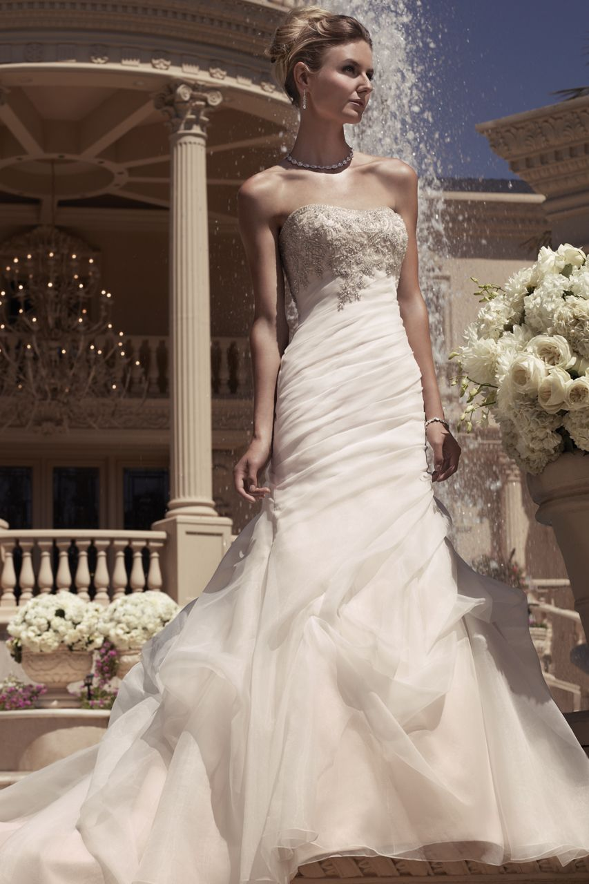 a9d4fc929c7d Casablanca Bridal Style 2107, 2000 Dreams Bridal 858-541-0684 ...