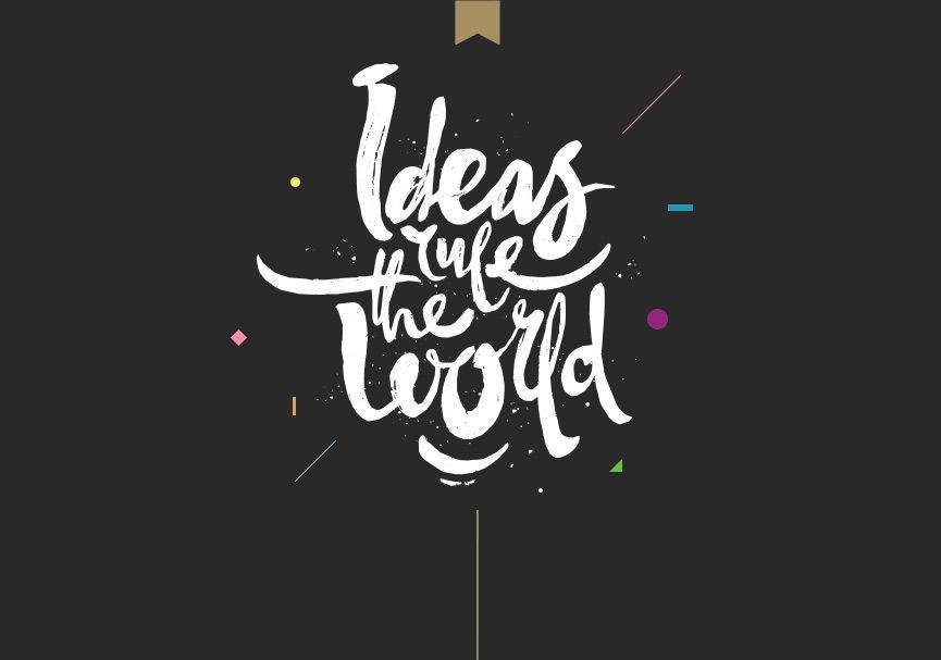 Ознакомьтесь с этим проектом behance «logos calligraphy