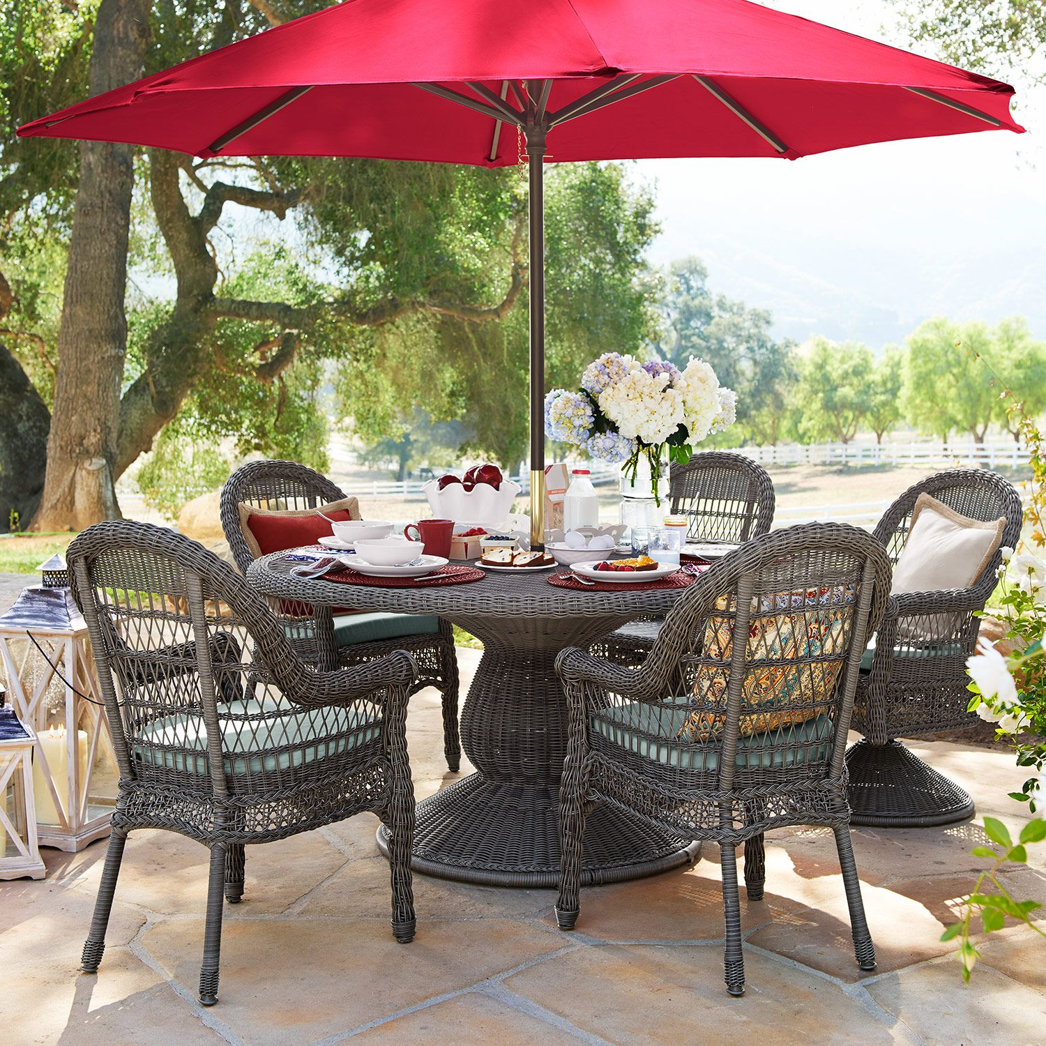Sunset Pier Gray Dining Chair   Gray dining chairs, Dining chairs ...