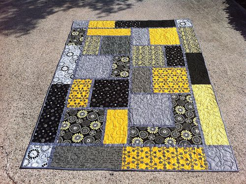 Free Big Block Quilt Patterns | From another angle with the ... : easy large block quilt patterns - Adamdwight.com
