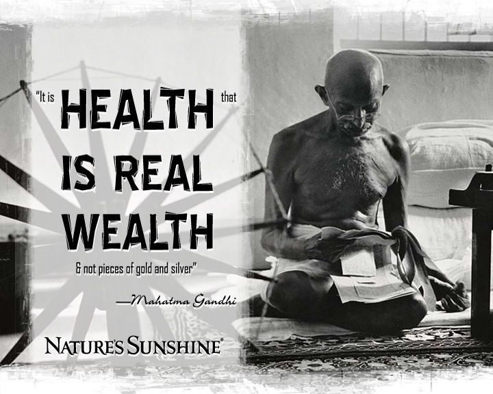 health is wealth meaning