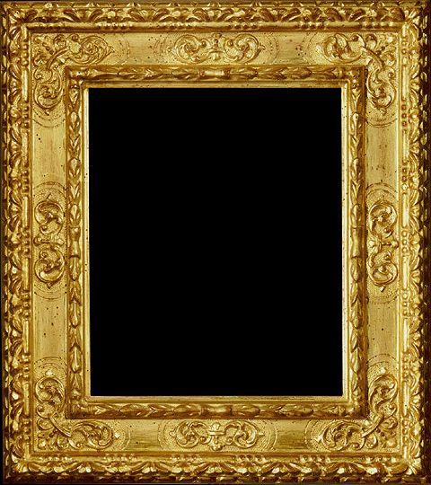 Marcos dorados para espejos laboratorio federici - Marcos de fotos dorados ...