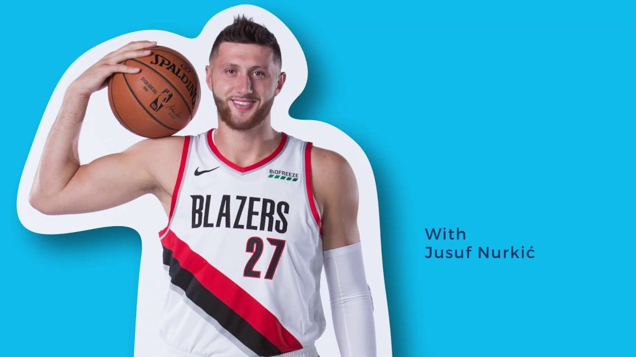 Portland Trailblazers The Road Ahead With Jusuf Nurkic Javier Hurtado Trailblazer Portland Trailblazers Portland