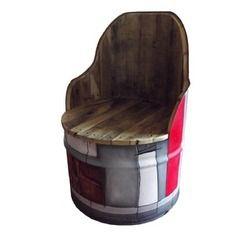 fauteuil bidon et bois craft palettes diverse pinterest bidon craft et. Black Bedroom Furniture Sets. Home Design Ideas