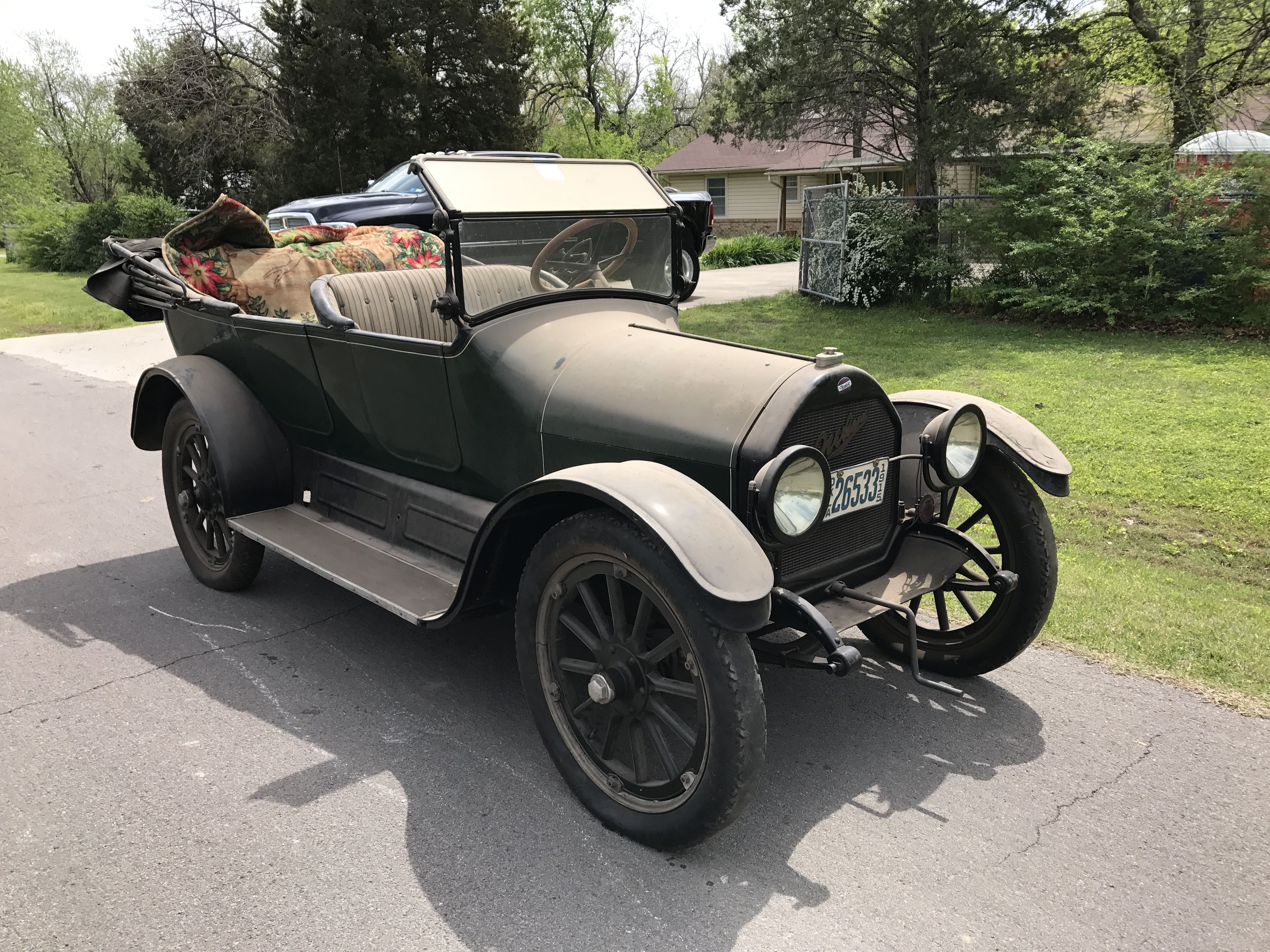 My first 100 year old car, wow! Gas Monkey Garage gang was back ...