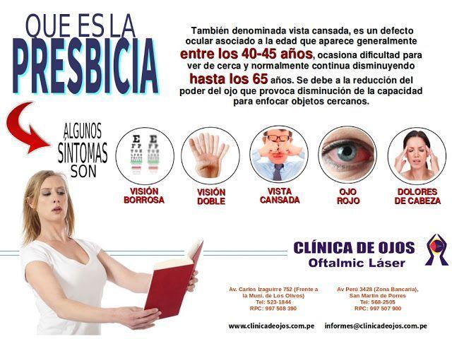 936e59d3b7 Clínica de Ojos Oftalmic Láser: QUE ES LA PRESBICIA ...