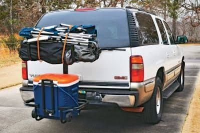 Trailer Hitch Luggage Rack Trailer Hitch Luggage Rack  Google Search  Rv 2  Pinterest