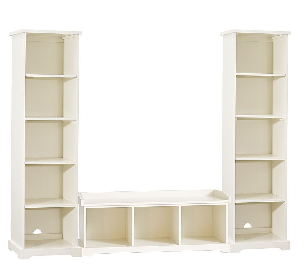 Entryway Systems Furniture Entryway Mudroom Samantha Entryway Set Bench Bookcases White Entryway Systems Entryway Furniture Pottery Barn Pinterest Samantha Entryway Set Bench Bookcases White Entryway