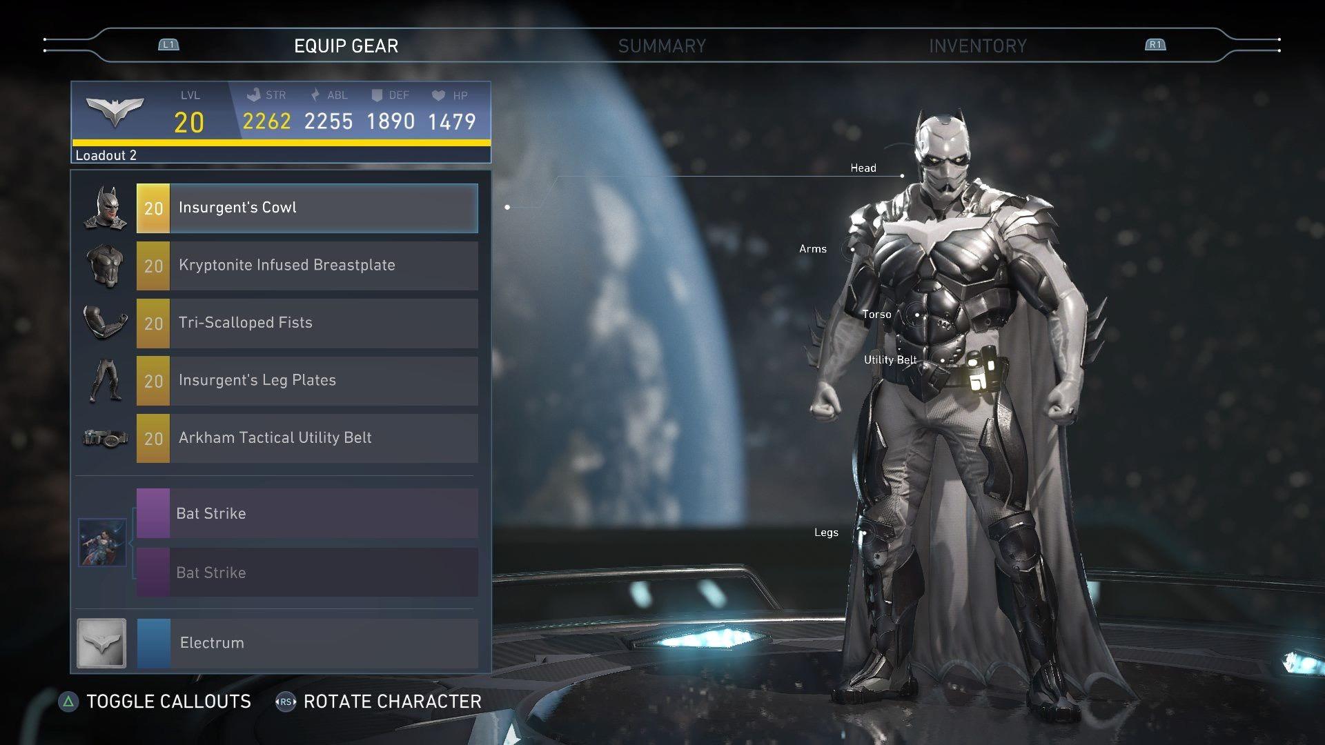 Batman Electrum Injustice 2 Batman Art The Revenant Batman