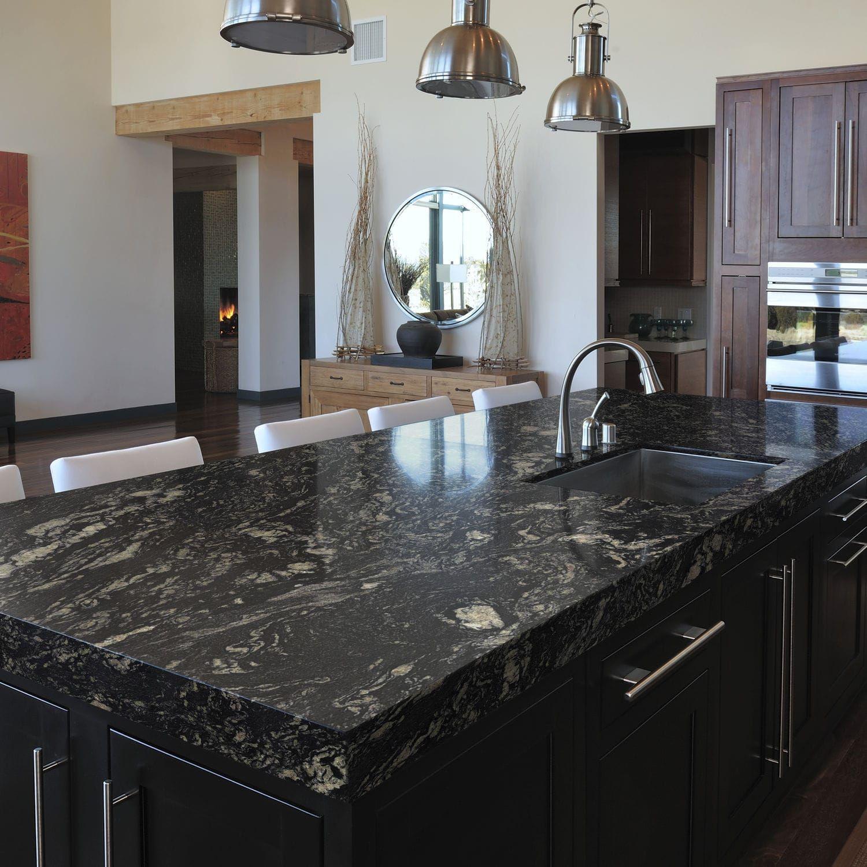 27++ Black granite kitchen info