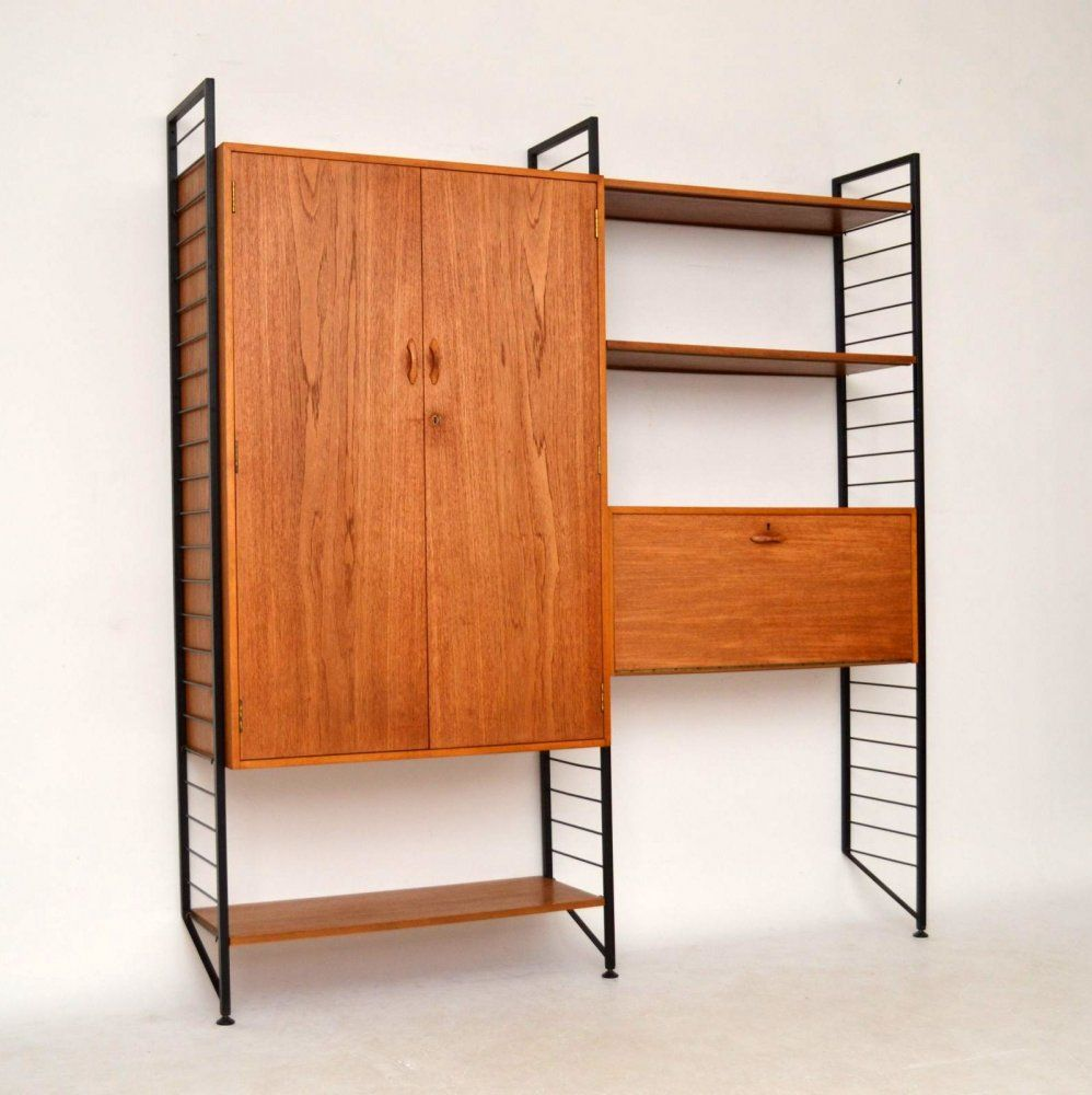 Teak Ladderax Retro Furniture For Sale London Wardrobe Retrospectiveinteriors Com Retro Furniture Furniture Ladderax
