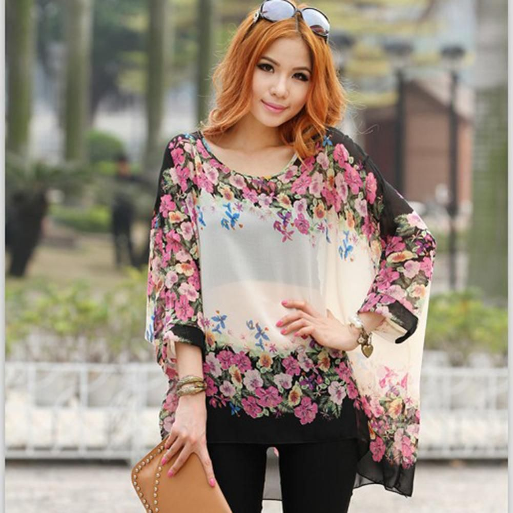d98d89a3d41 25 Best Floral Blouse Outfit Ideas - Amazing Ways To Style Floral Blouse  Outfits