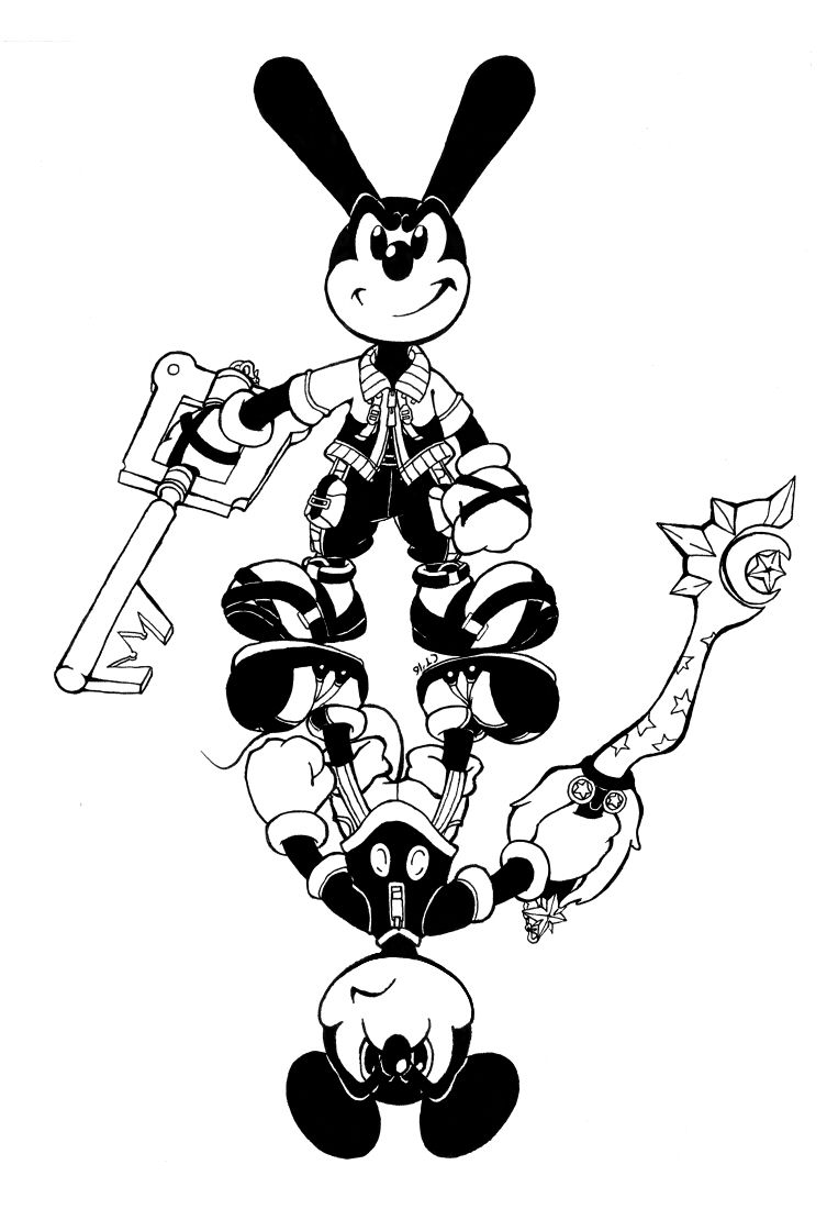 Free Black And White Heart Clipart - Kingdom Hearts Heart Symbol - Free  Transparent PNG Clipart Images Download