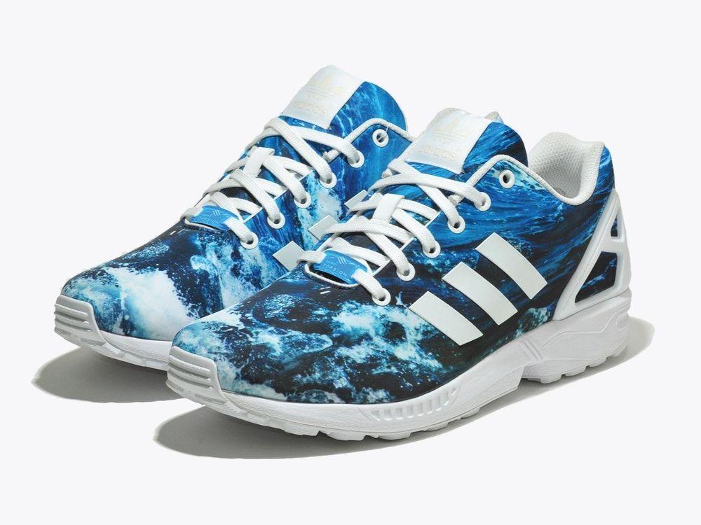 adidas zx flux ocean homme