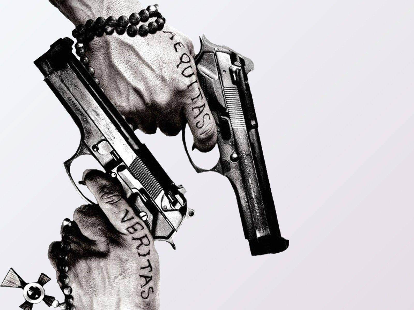 Картинки оружия на аватарку