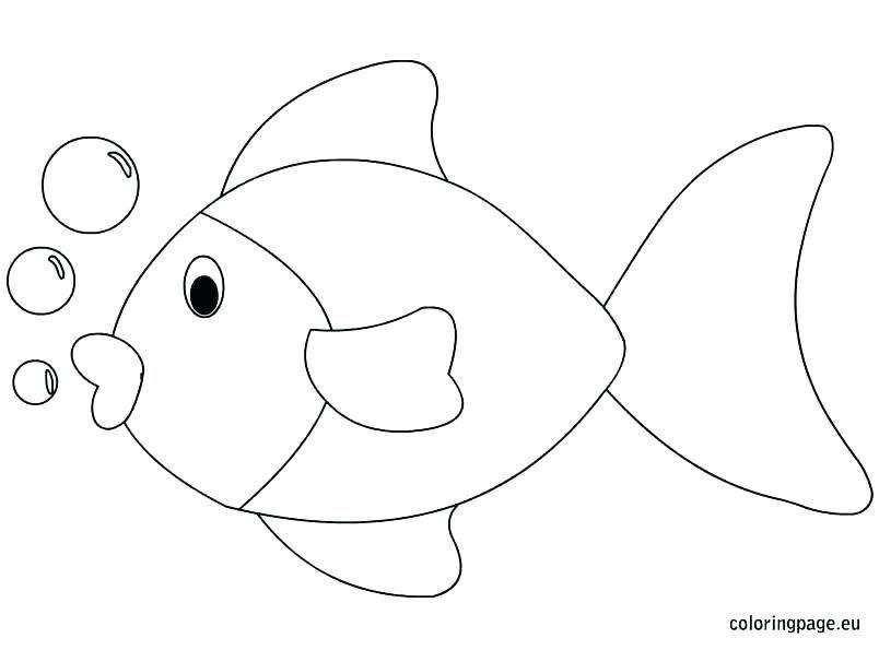 Coloring Page Fish Fish Bowl Coloring Page Coloring Page Of Fish Fish Coloring Page Coloring Sheets Rainbow Fish Coloring Page